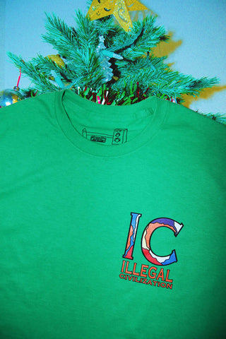 Green Classic IC Shirt