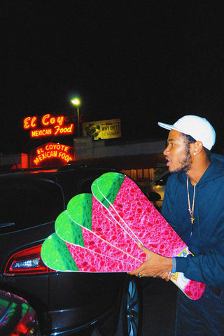 ILLEGAL CIV SKATE BOARD DECK