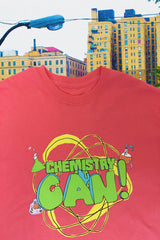 Pink Chemistry Can Shirt