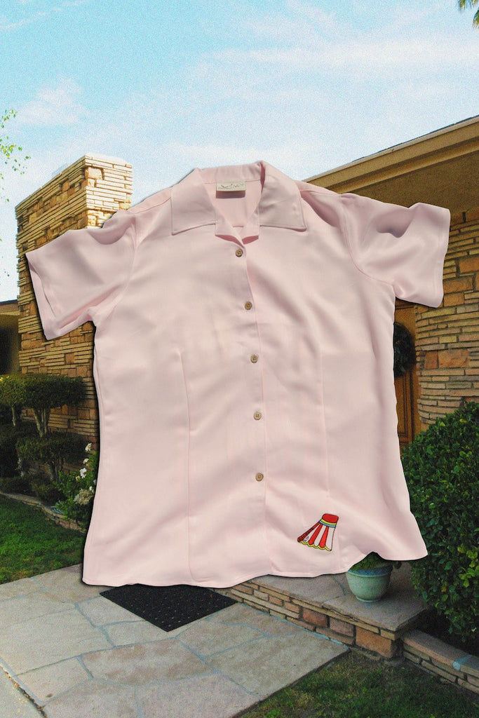 WOMENS TENNIS POLO