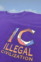 Purple IC Classic Shirt