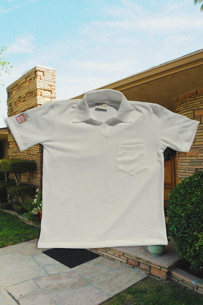 WHITE IC POLO