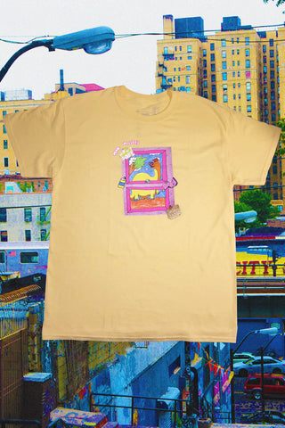 Daisy Yellow Mac Miller Shirt