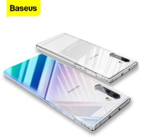 Baseus Protective Clear Rubber Cover For Galaxy Note 10 Plus