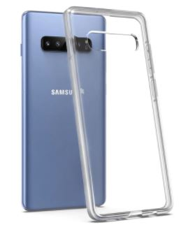 Transparent Rubber Cover for Galaxy Note 8