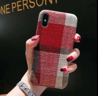 Fashion Hard Rubber Cover for iPhone 11