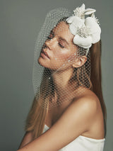 French Chic Headpiece