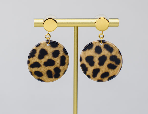 Vicki Earrings | Gold
