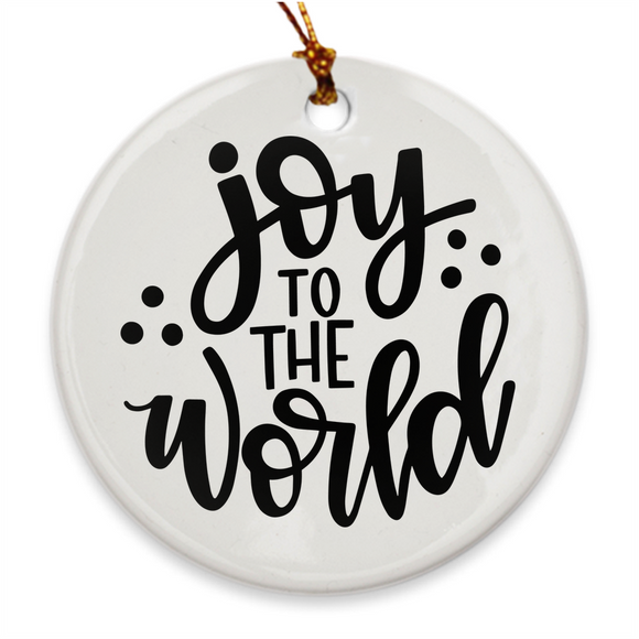 Joy to the World | Double Sided