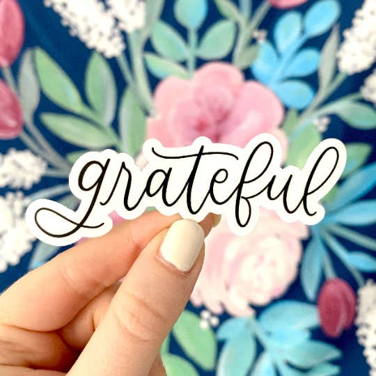 Grateful | Sticker