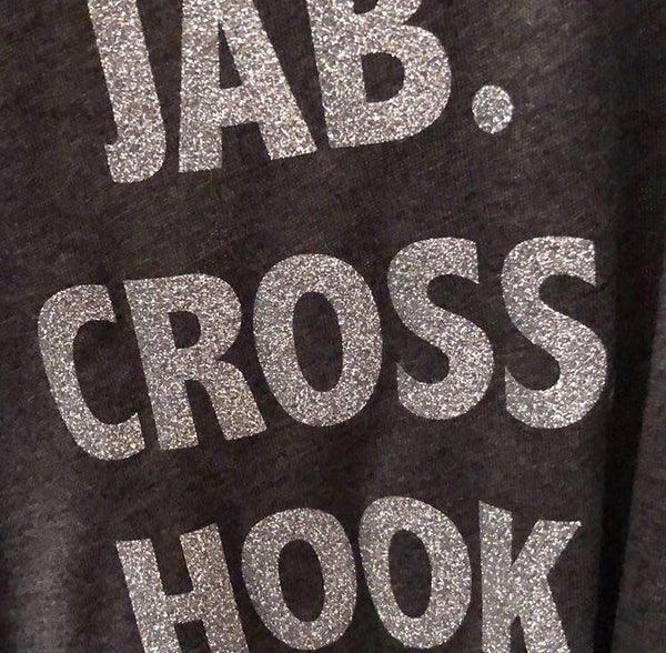 Jab Cross Hook Uppercut