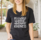 Multiply Kindness | V-Neck