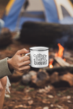 Starry Nights & Bonfires | Campfire Mug