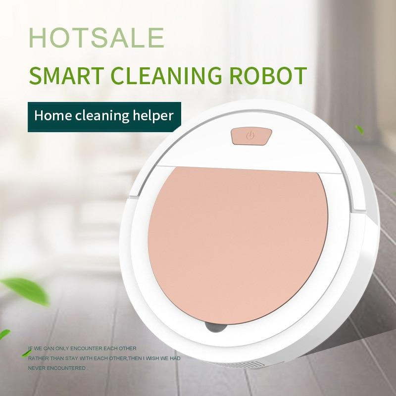 Creative robot vacuum cleaner Household wireless - Saniplex Solutions