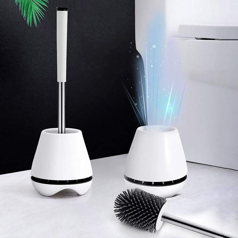 Simple Silicone Toilet Brush - Saniplex Solutions