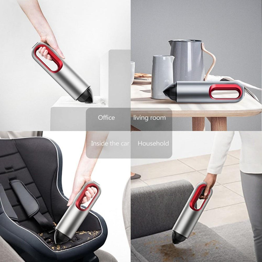 DOKIY  Strong Handheld car vacuum cleaner - Saniplex Solutions