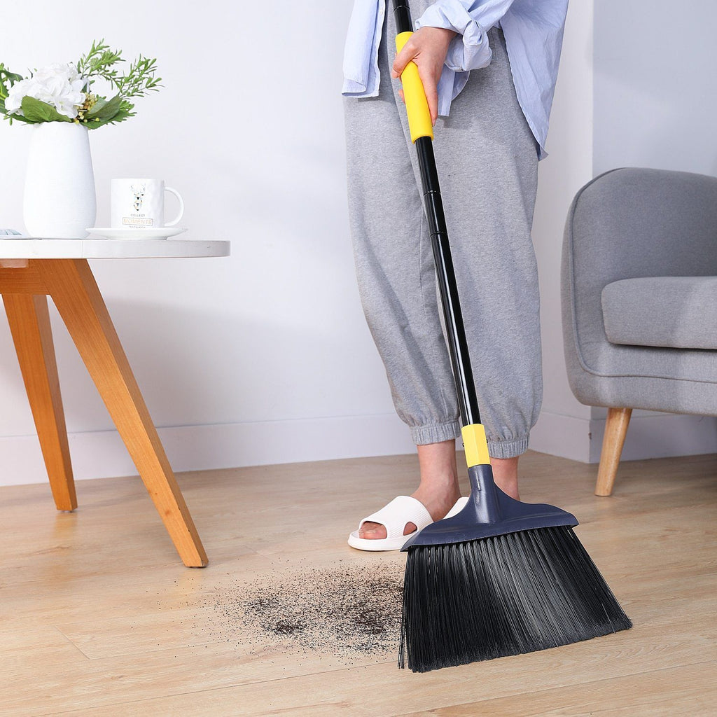 Heavy-Duty Broom - Saniplex Solutions
