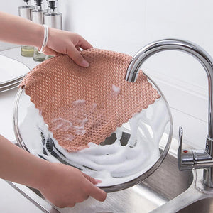 Kitchen Anti-grease wiping rags - Saniplex Solutions