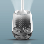 Modern Style Antibacterial Silicone Toilet Brush - Saniplex Solutions