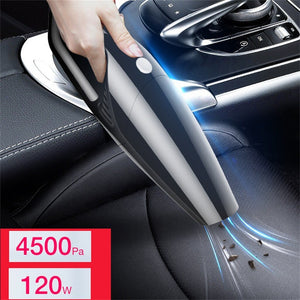 Car Vacuum Built-in Battery Wireless - Saniplex Solutions