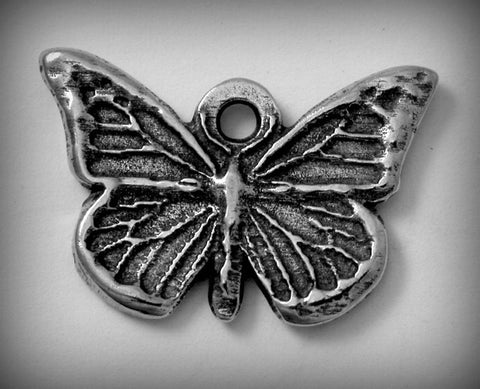 Butterfly  Charm/  Earrings/ Pendant/ Keyring