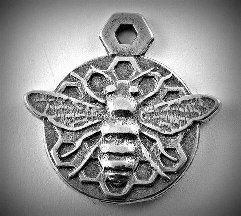 The Honey Bee Charms/Earrings./Pendants, Keyring