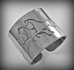 Horse Collection Napkin Rings