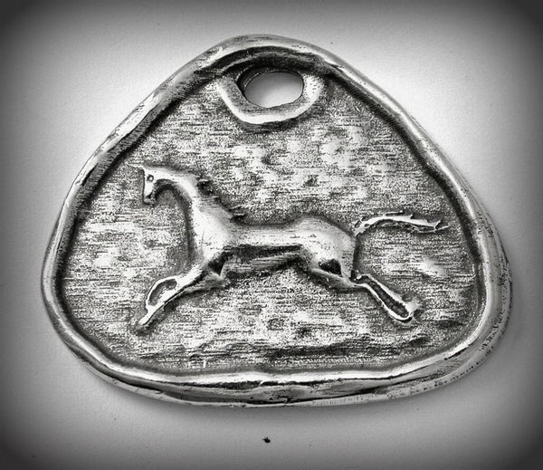 Horse Charm/ Earrings/  Pendant/ Keyring