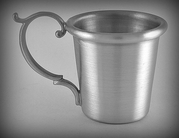 The Hipster Sipster Lead-free Pewter Cup