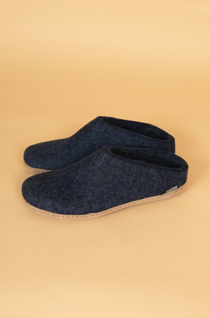 Chaussons bas - Denim