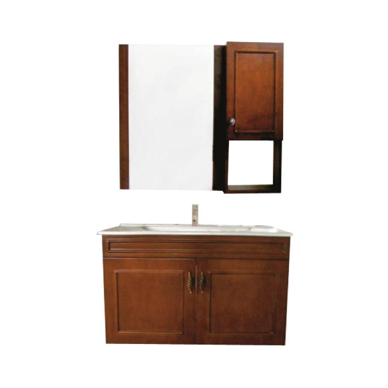 Ply Wood Bathroom Cabinet