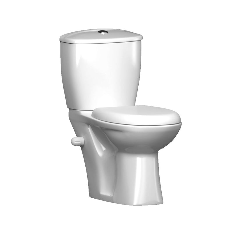 Christina Toilet Seat - Bathroom Set