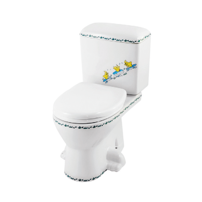 Toilet Seat - Bathroom Set