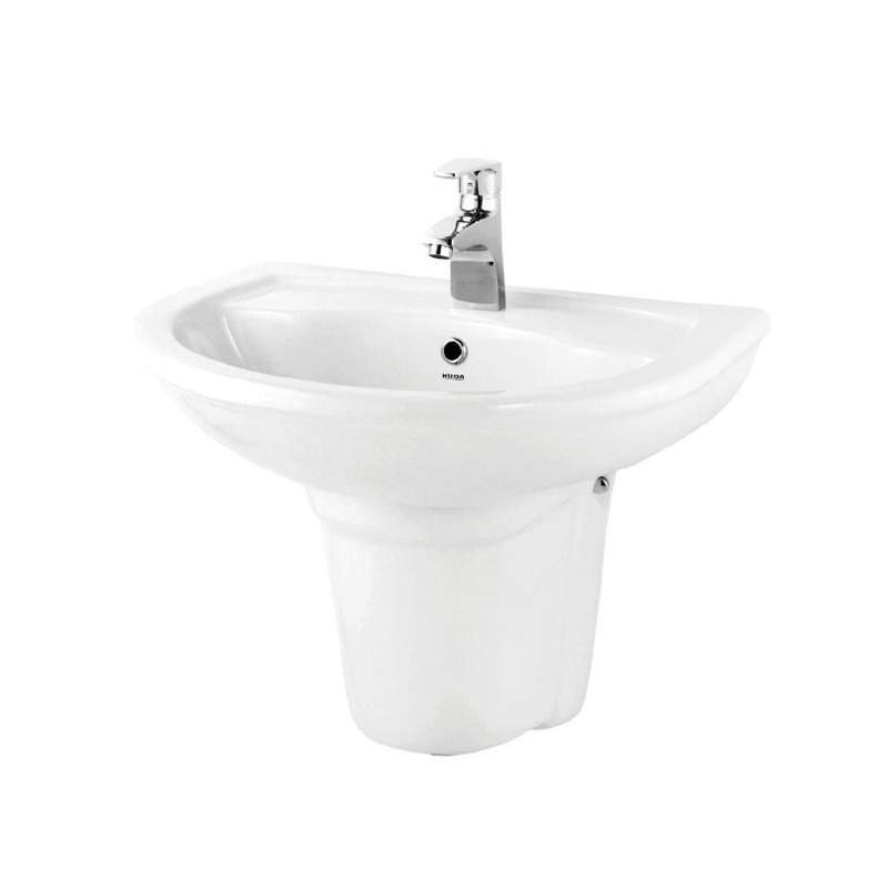 Wash Basin - Bathroom Set