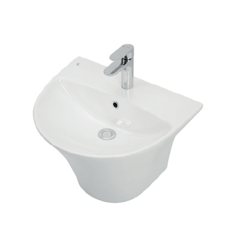Wall Basin - Bathroom Set