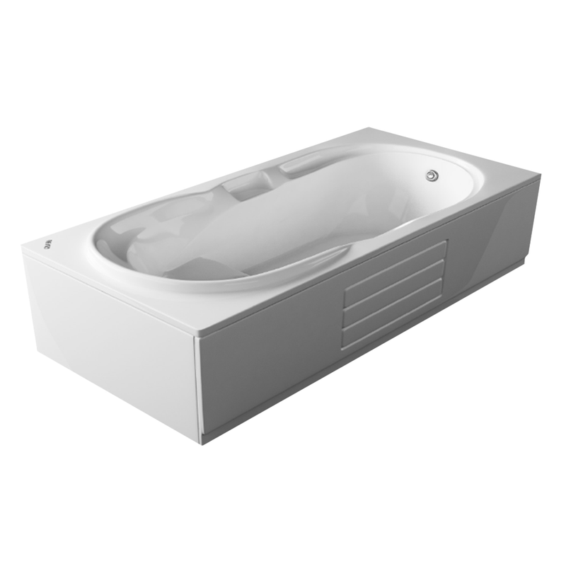 Nevada Acrylic Bathtubs - with seat