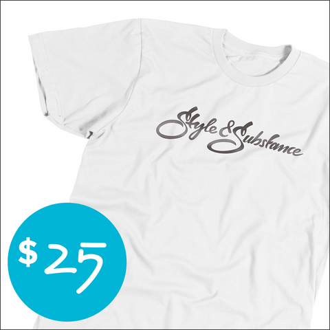 Women's Style and Substance T-Shirt