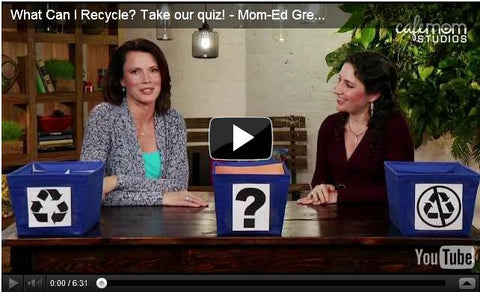 How to Recycle on Cafe Mom