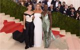 Calvin Klein Takes on the Green Carpet Challenge at this Year's Met Gala