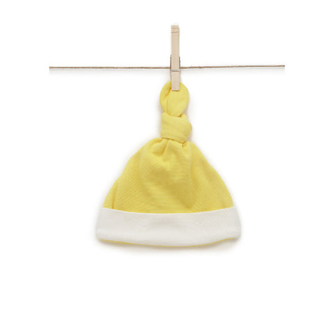 Sami Hat Buttercup Yellow
