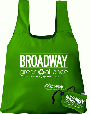 Broadway Green Alliance Original ChicoBag