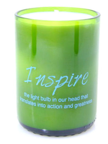 INSPIRE Soy Candle