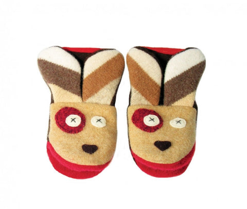 Dog Winter Mittens