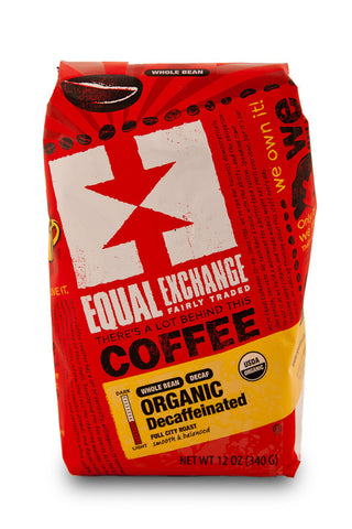 Organic Decaf Coffee - 6 Pack