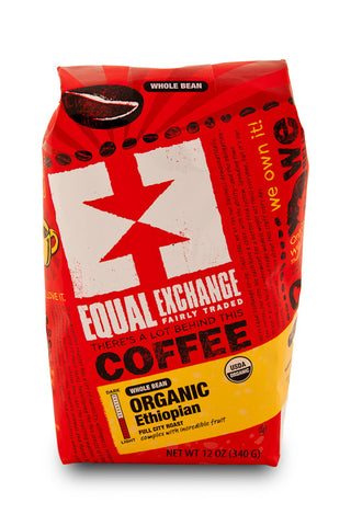 Organic Ethiopian Coffee - 6 Pack