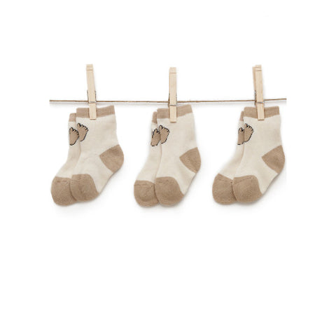 Sami Baby Blok Socks Three Pair