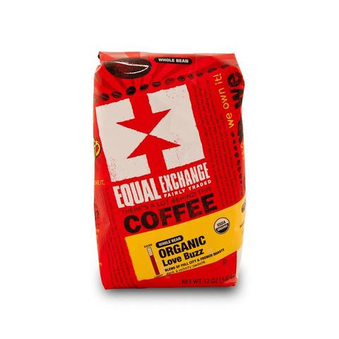 Organic Love Buzz Coffee - 6 Pack