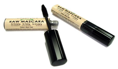 100% Natural Raw Mascara