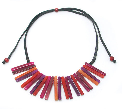 Saphi Necklace - Fiesta