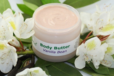 Vanilla Bean Body Butter - 4 oz